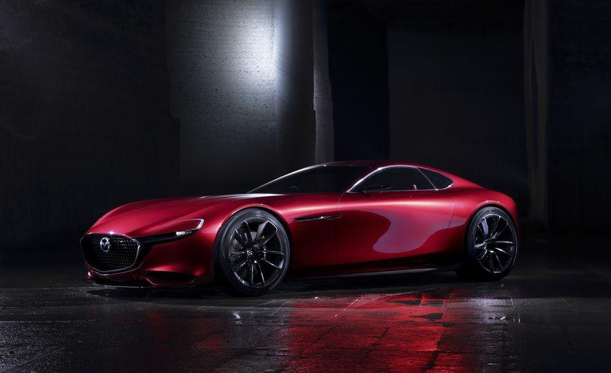 Mazda RX-Vision concept - Slide 2