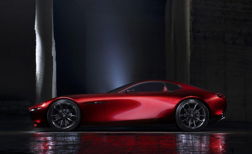 Mazda RX-Vision concept - Slide 3