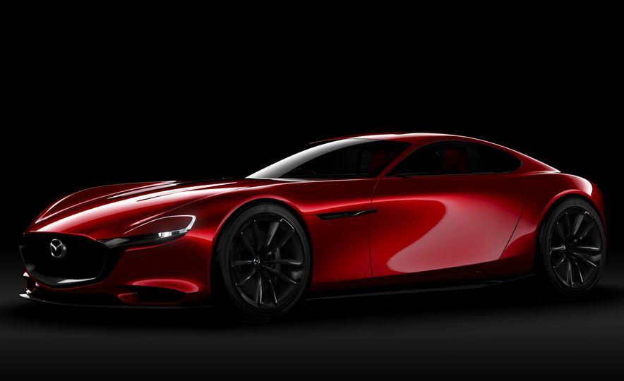 Mazda RX-Vision concept - Slide 8