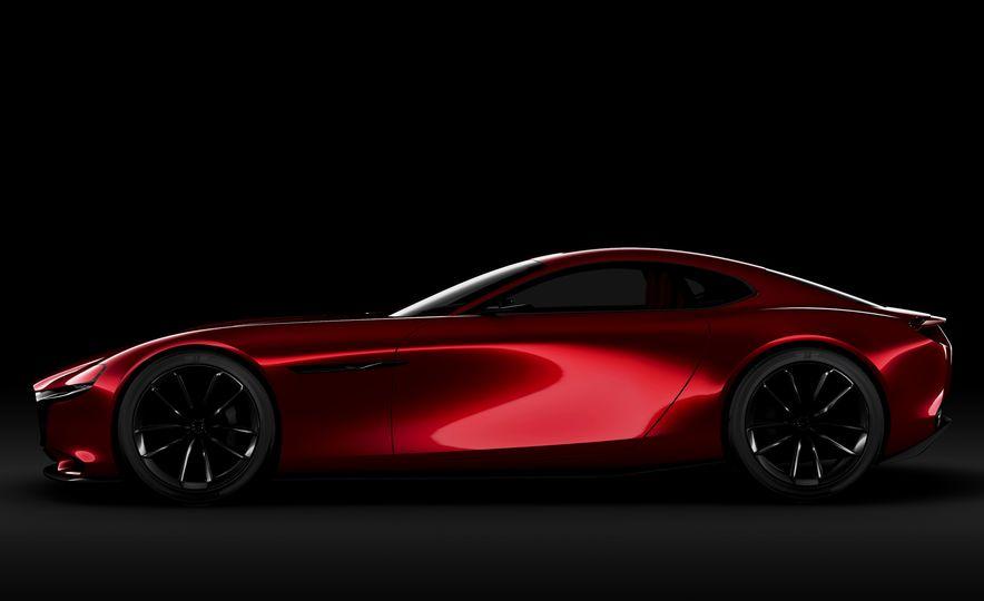 Mazda RX-Vision concept - Slide 10