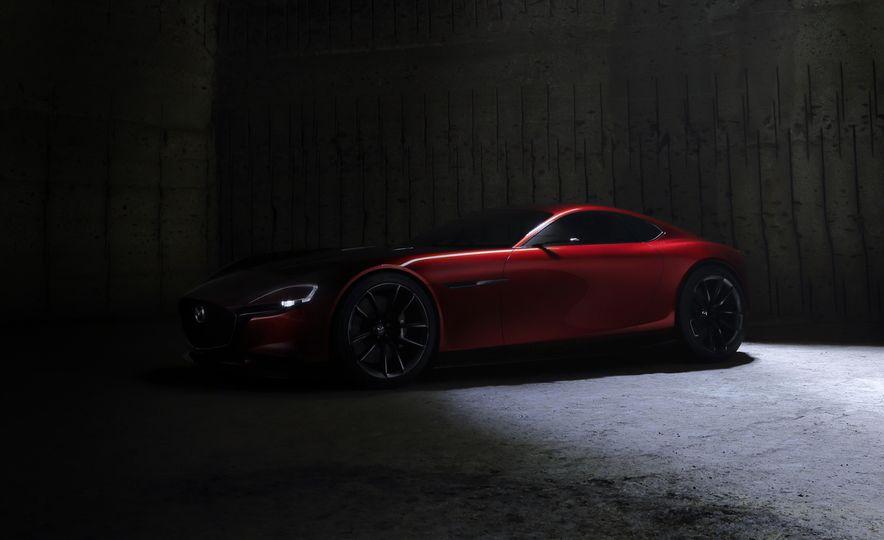 Mazda RX-Vision concept - Slide 13