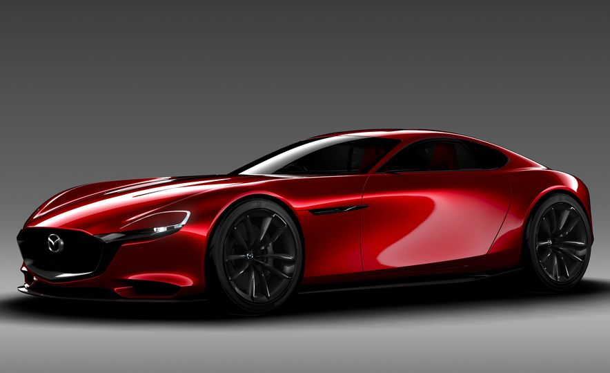 Mazda RX-Vision concept - Slide 14