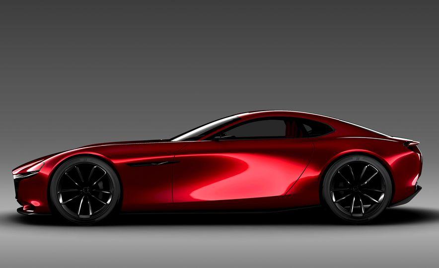 Mazda RX-Vision concept - Slide 15