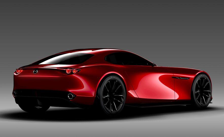 Mazda RX-Vision concept - Slide 16