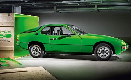 Mostly Unrevered, Critically Important: Porsche Celebrates the 924