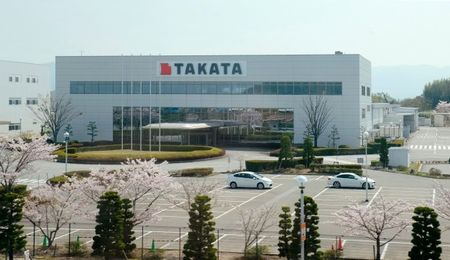 Takata Pleads Guilty in $1 Billion Settlement over Defective Airbags