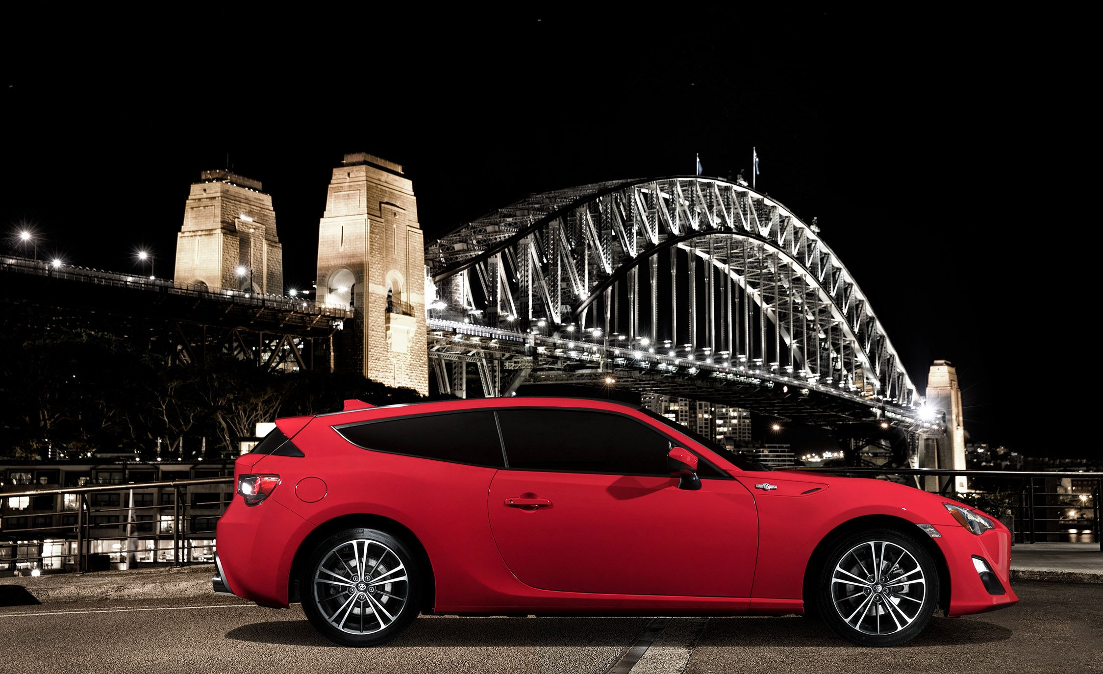 Taunt Us No More: Toyota 86 Shooting Brake Concept Is a Real Car ...