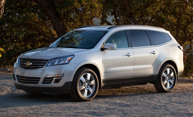 chevrolet traverse reviews | chevrolet traverse price