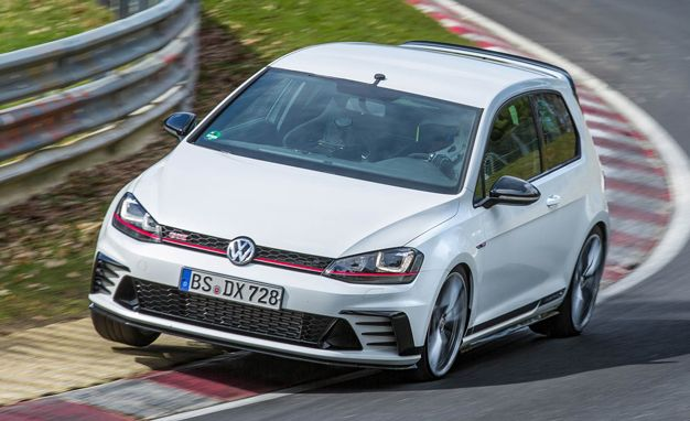 Vw Officially Debuts 306 Hp Gti Clubsport S Claims 749 Ring Time