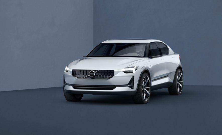 Volvo 40.2 concept - Slide 1