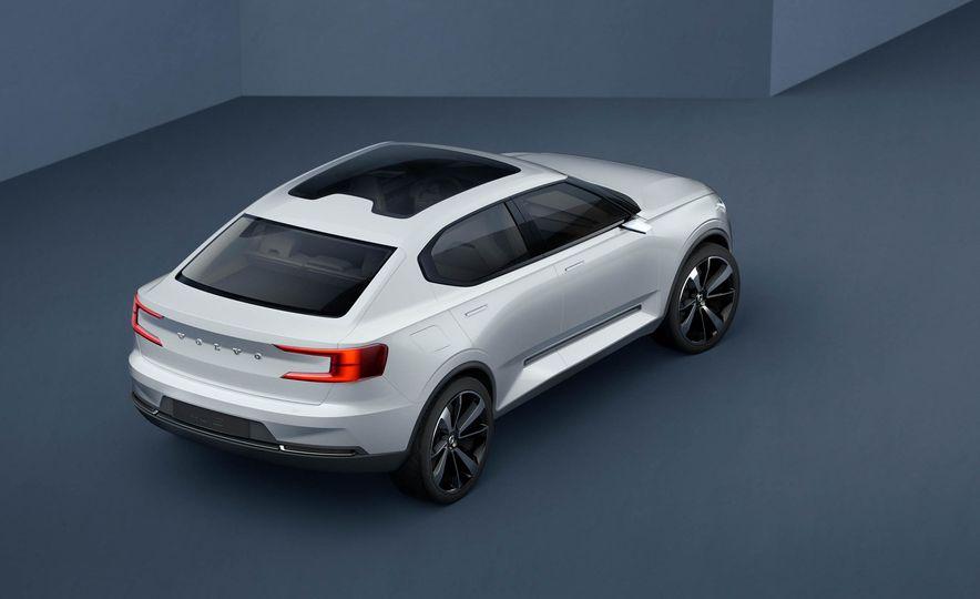 Volvo 40.2 concept - Slide 4
