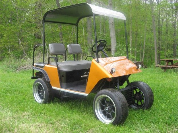 How About a Golf Cart With a 100-Plus HP GSXR Engine? – News – on trick golf carts, swift golf carts, bubble golf carts, corona golf carts,