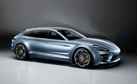 Porsche Panamera Shooting Brake Is a Go for Production (and We'll Get It!)