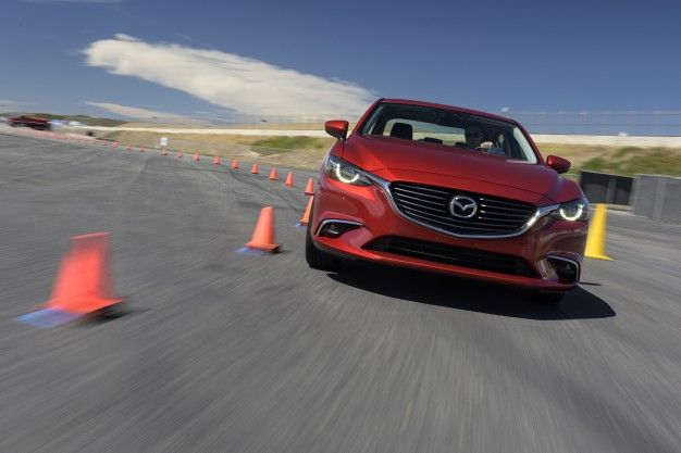 Mazda's G-Vectoring Control: Effective, But Not What Its Name Suggests