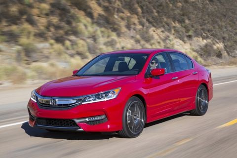 It S Sooooo Special 2017 Honda Accord Lineup Includes New Sport Edition