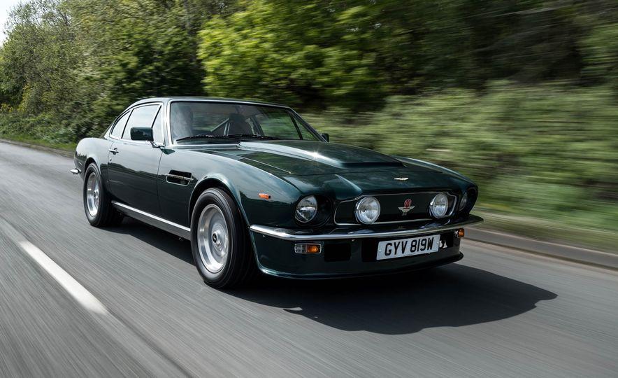 1980 Aston Martin V8 Vantage - Slide 1