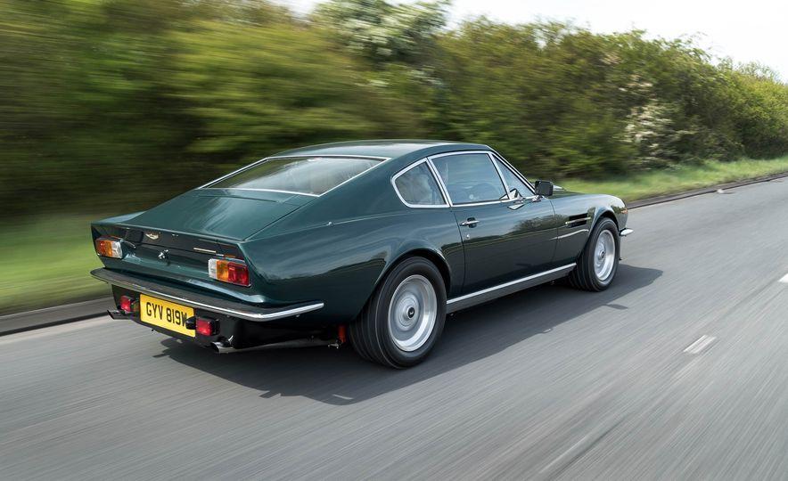 1980 Aston Martin V8 Vantage - Slide 4