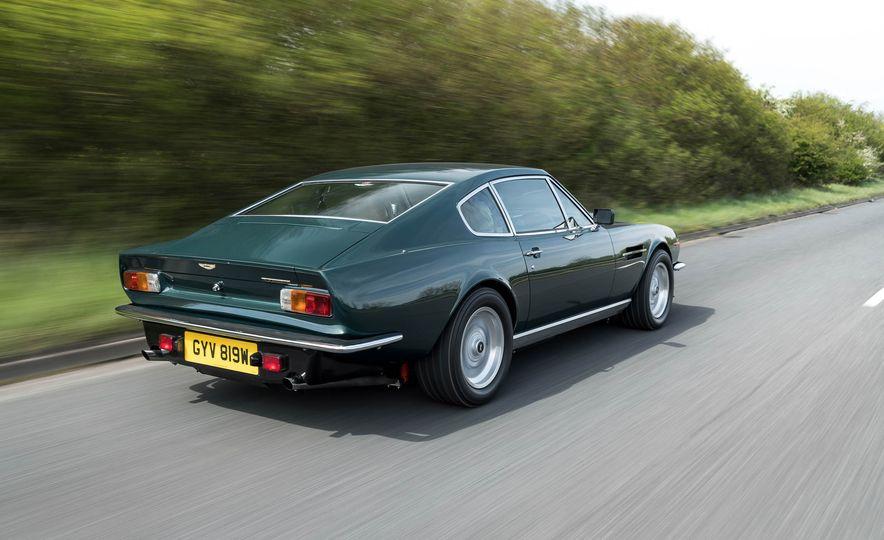 1980 Aston Martin V8 Vantage - Slide 5