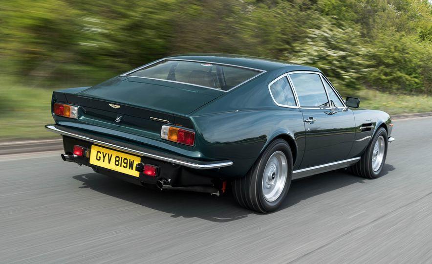 1980 Aston Martin V8 Vantage - Slide 6