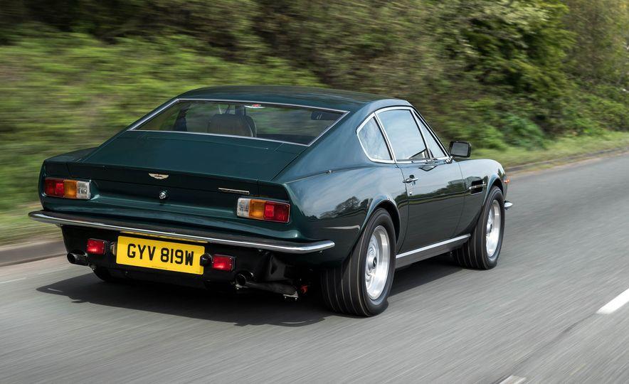1980 Aston Martin V8 Vantage - Slide 7