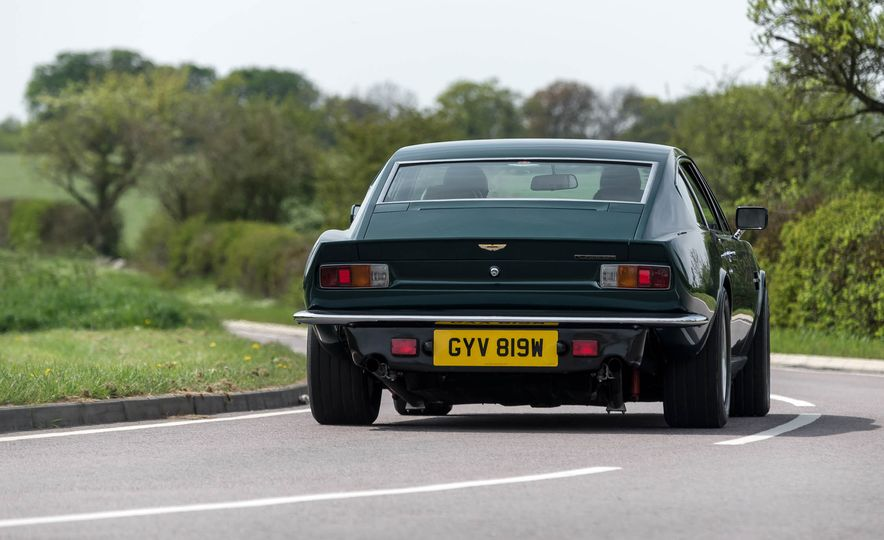 1980 Aston Martin V8 Vantage - Slide 8