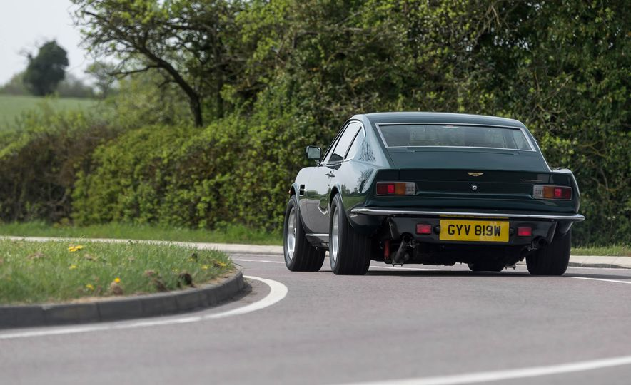 1980 Aston Martin V8 Vantage - Slide 9
