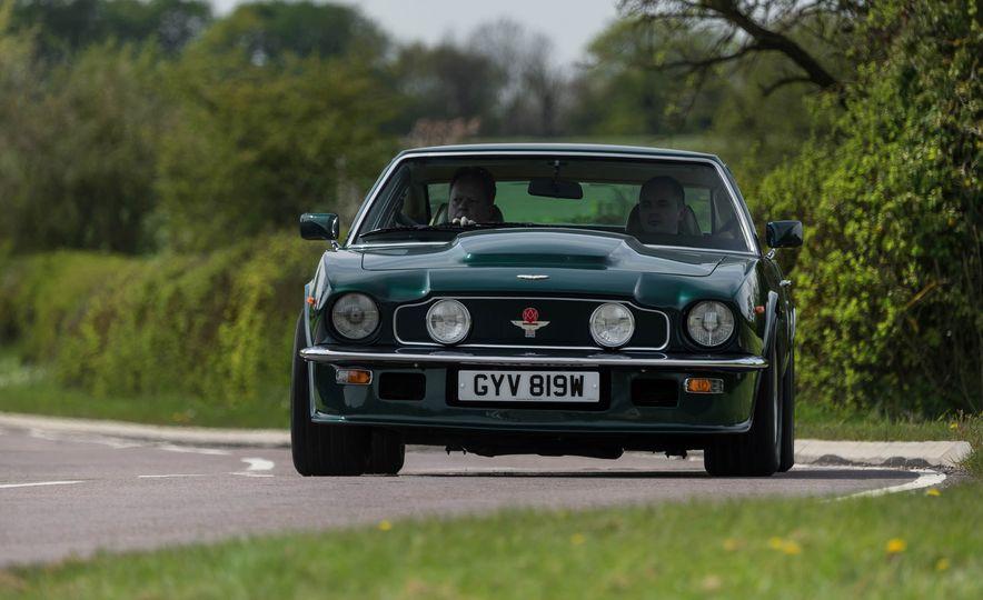 1980 Aston Martin V8 Vantage - Slide 10