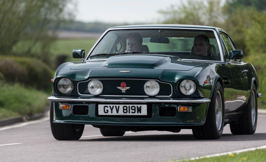 1980 Aston Martin V8 Vantage - Slide 11