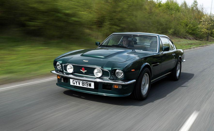 1980 Aston Martin V8 Vantage - Slide 12