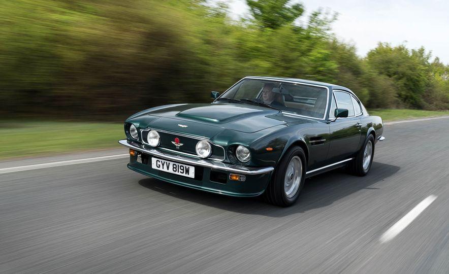1980 Aston Martin V8 Vantage - Slide 13