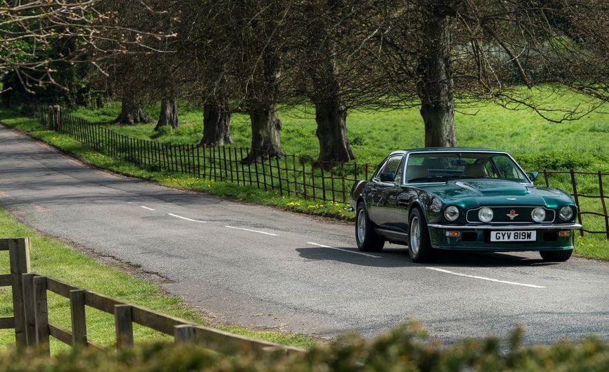 1980 Aston Martin V8 Vantage - Slide 14