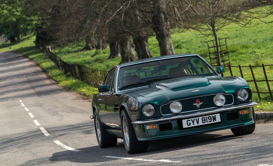 1980 Aston Martin V8 Vantage - Slide 15
