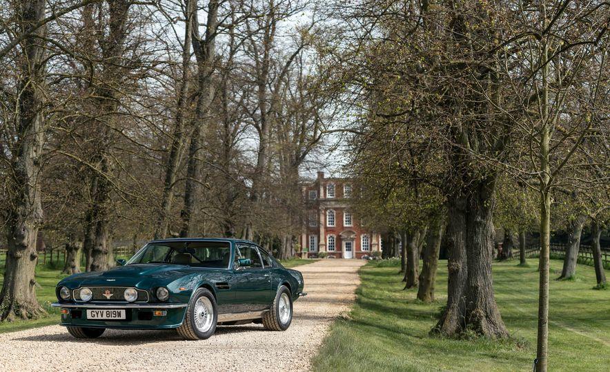 1980 Aston Martin V8 Vantage - Slide 17