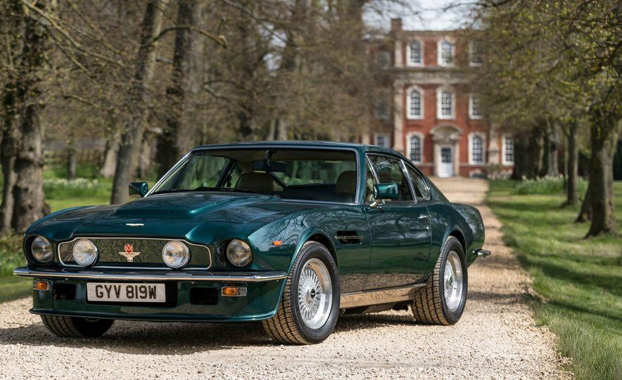 1980 Aston Martin V8 Vantage - Slide 18