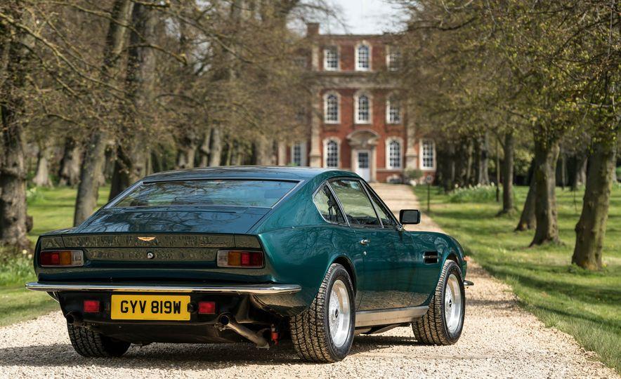 1980 Aston Martin V8 Vantage - Slide 20