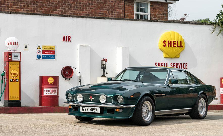 1980 Aston Martin V8 Vantage - Slide 21