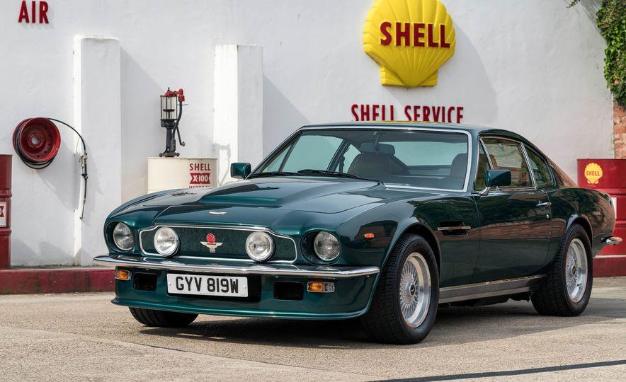 1980 Aston Martin V8 Vantage - Slide 22
