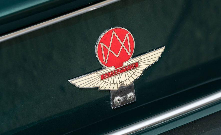 1980 Aston Martin V8 Vantage - Slide 25