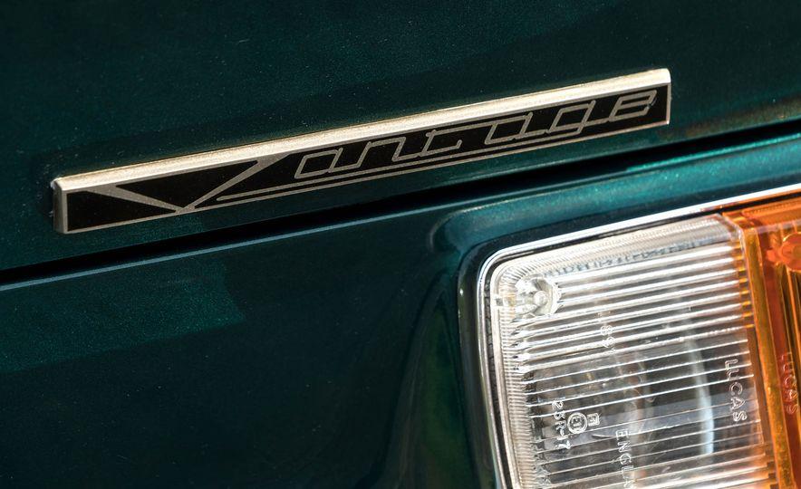 1980 Aston Martin V8 Vantage - Slide 30