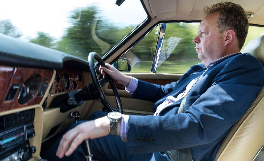 1980 Aston Martin V8 Vantage - Slide 33