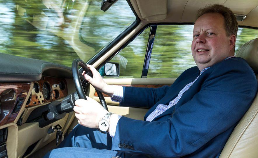 1980 Aston Martin V8 Vantage - Slide 34