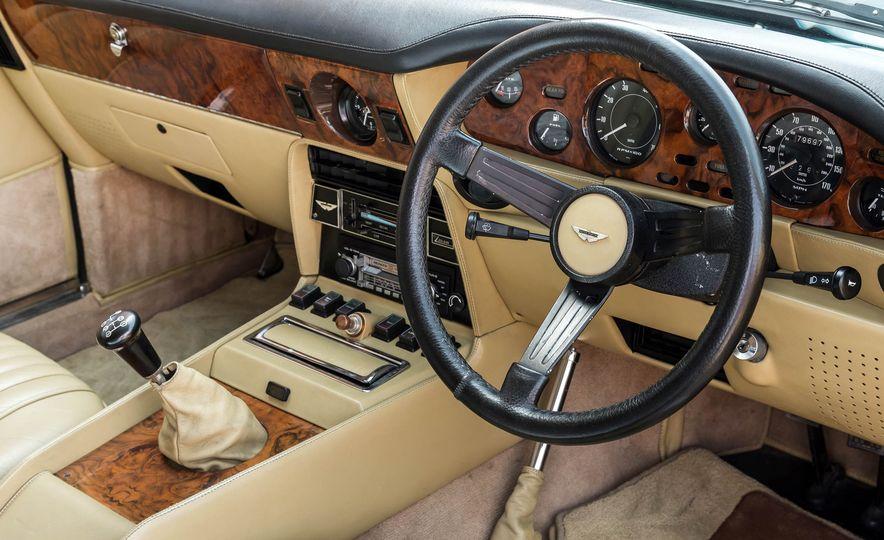 1980 Aston Martin V8 Vantage - Slide 35