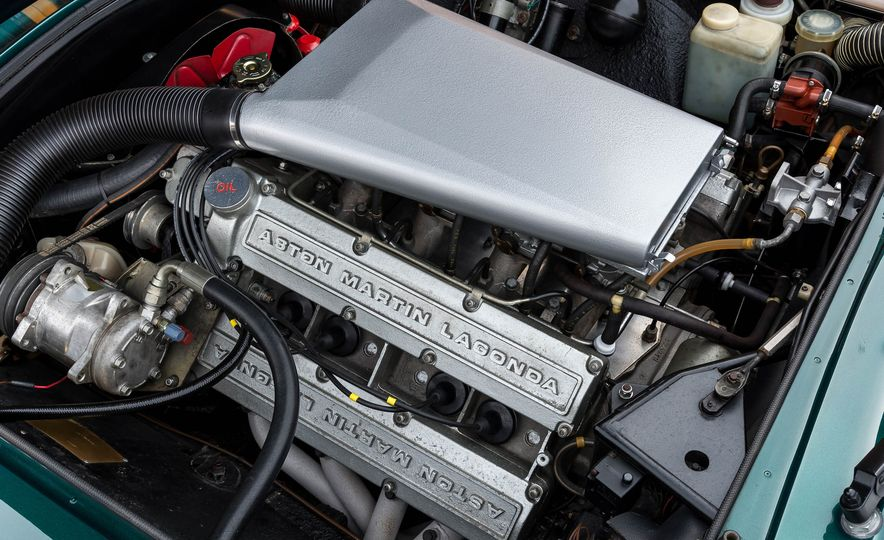 1980 Aston Martin V8 Vantage - Slide 62