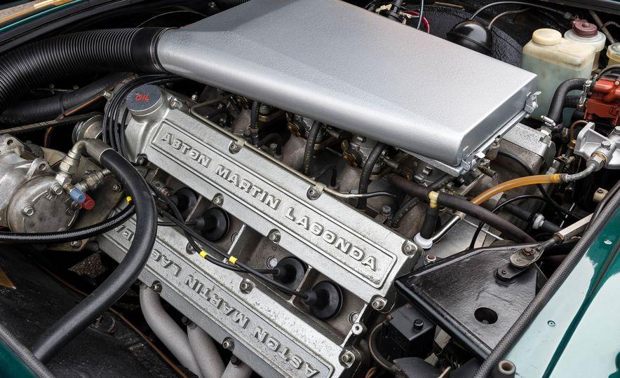 1980 Aston Martin V8 Vantage - Slide 63