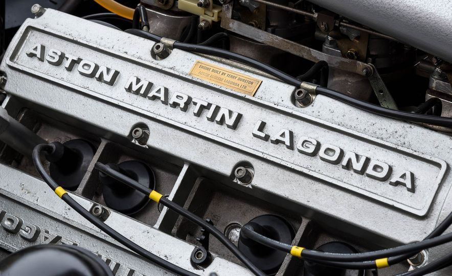 1980 Aston Martin V8 Vantage - Slide 65