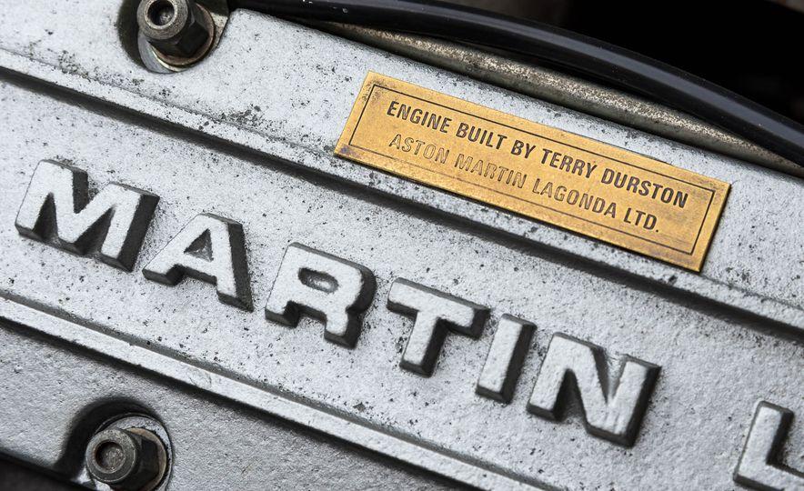 1980 Aston Martin V8 Vantage - Slide 69