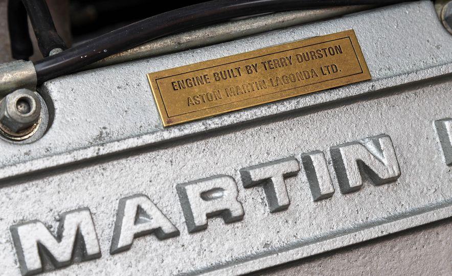 1980 Aston Martin V8 Vantage - Slide 70