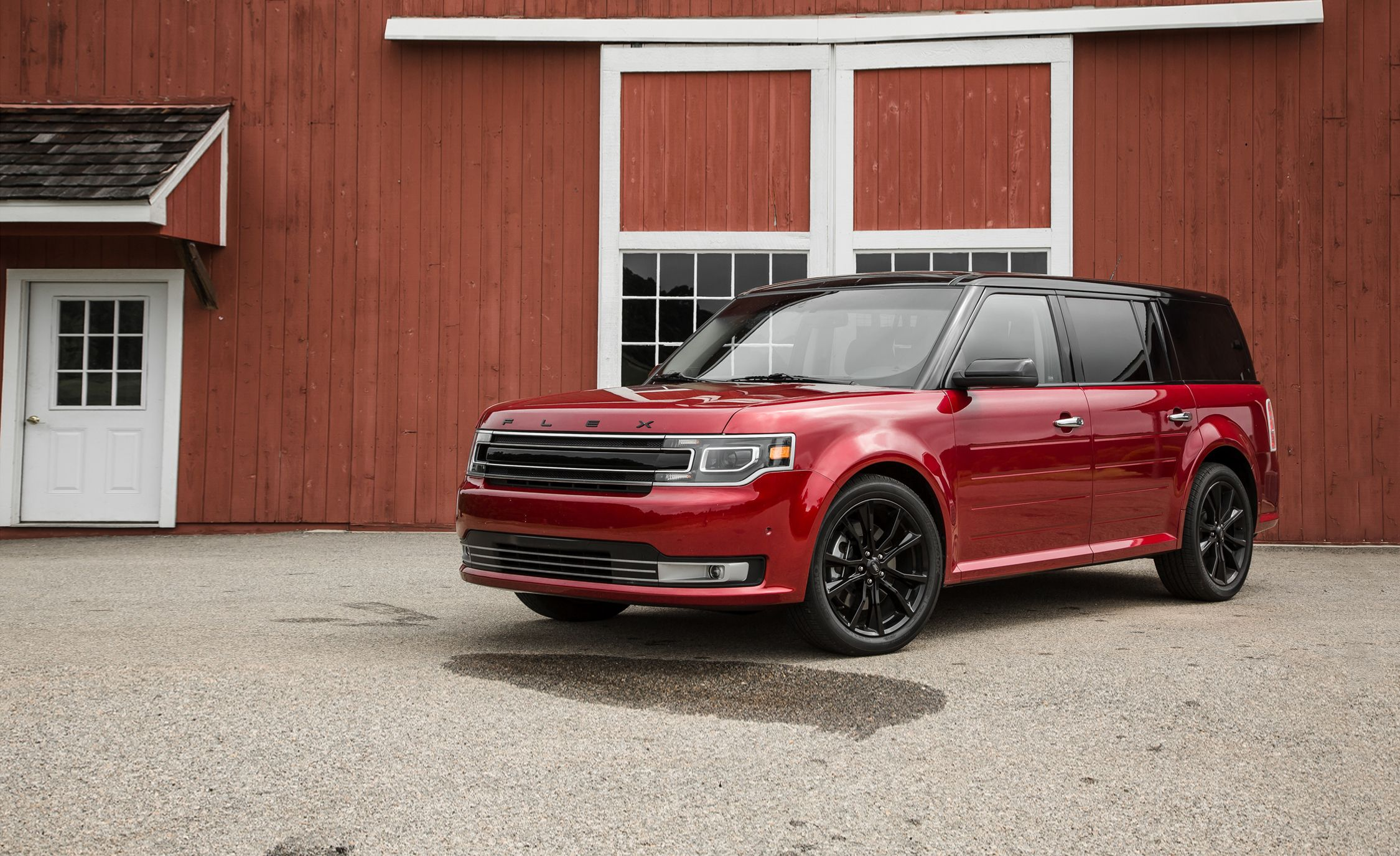 2019 Ford Flex Reviews Ford Flex Price Photos And Specs Car