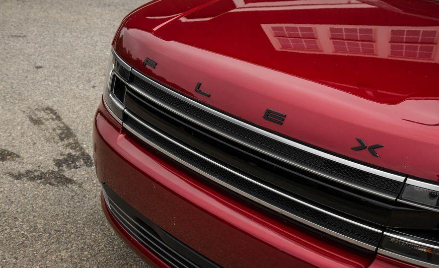 2016 Ford Flex EcoBoost AWD - Slide 5
