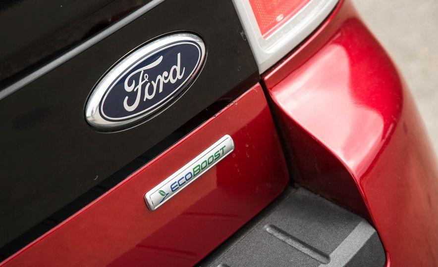 2016 Ford Flex EcoBoost AWD - Slide 10